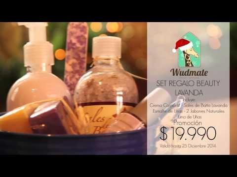 Wudmate: Set Regalo Beauty Lavanda. Esta #Navidad encuentra tus #regalos en www.wudmate.com.  Envíos a todo #Chile y Retiro Gratis en Tienda. #Christmas #Gifts #Ideas #Giftstore #Love #Basket