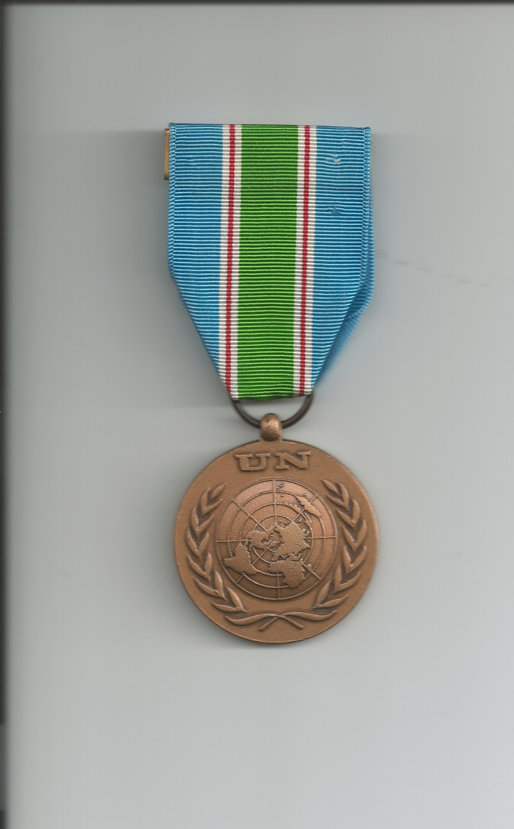 Medaille UNIFIL Dutch Government