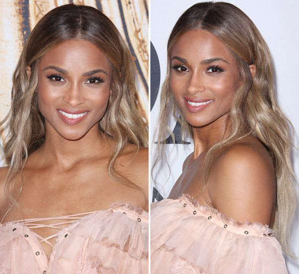 Ciara's undone waves are the perfect hair look for summer — copy them here!
