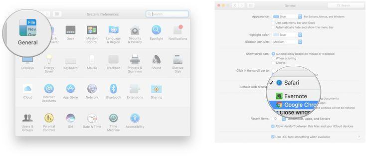 طريقة تغيير متصف ح الانترنت الافتراضي على الماك نيوتك New Tech Evernote Parenting Display