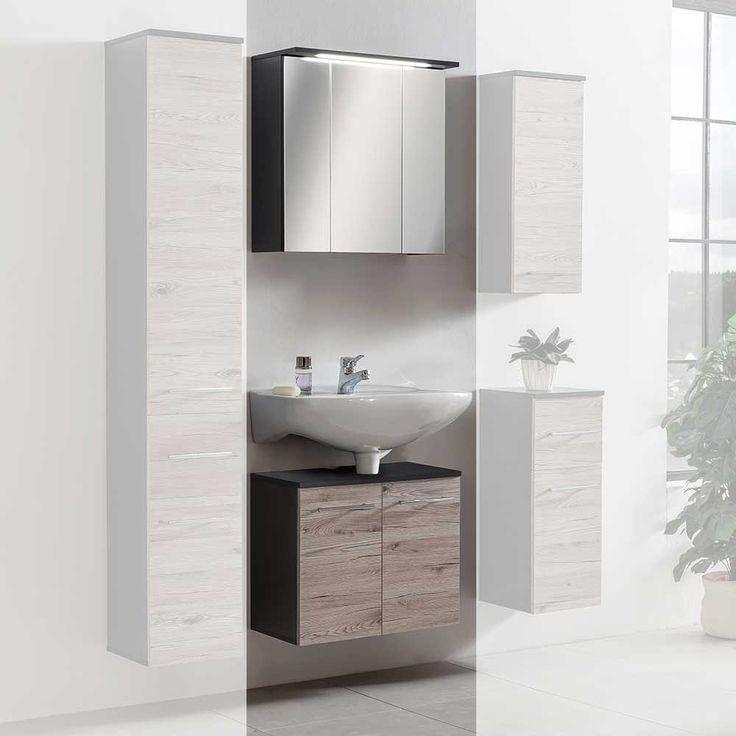 Die besten 25 badezimmer anthrazit ideen auf pinterest - Bad grau anthrazit ...
