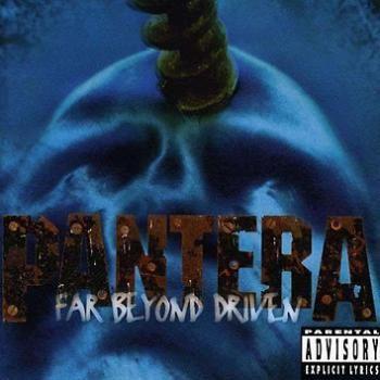"""L'album dei #Pantera intitolato """"Far Beyond Driven""""."""
