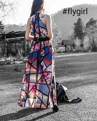 Thanks to @jcabbigliamento for the photo! Flygirl SS 2016 | Scopri la nuova collezione su www.flygirl.it #flygirl #woman #girl #beautiful #newcollection #summer #spring #repost #instagram #love #fashion #photooftheday #followme