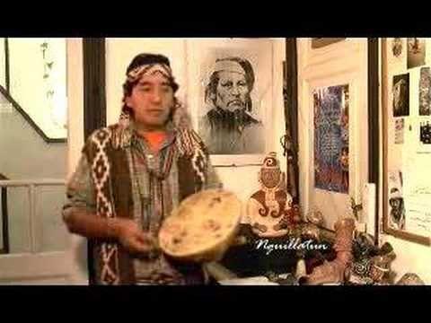 indigenous music compilation ¨de lo Profundo de la Madre Tierra¨.