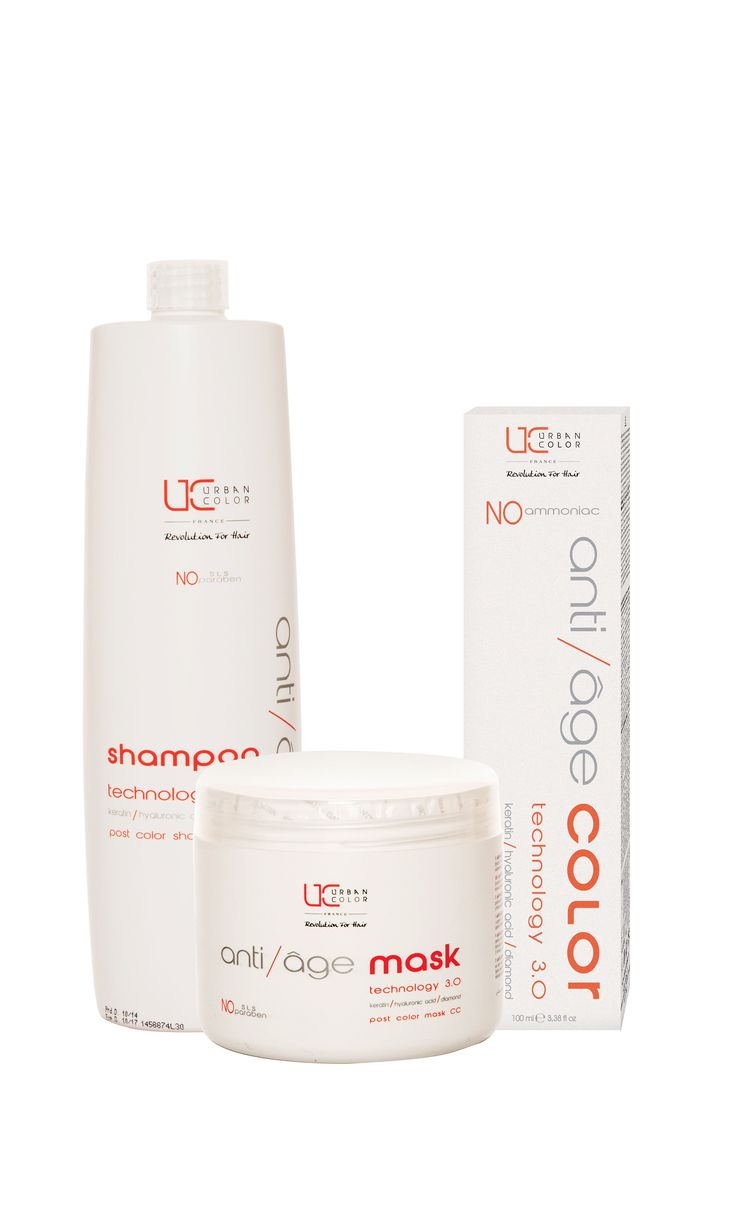 urban color coloration qui associe lefficacit dune coloration doxydation sans - Coloration Cheveux Blancs Sans Ammoniaque