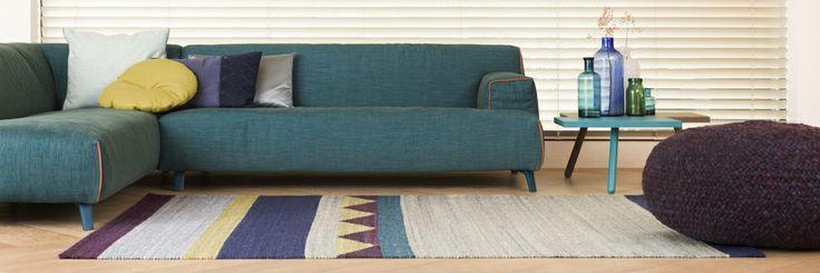 Structures Design 115-1 #wol #wool #vloerkleed #carpet #rug