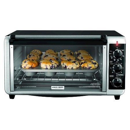 Countertop Convection Oven Target : BLACK + DECKER Extra Wide Countertop Convection Oven : Target
