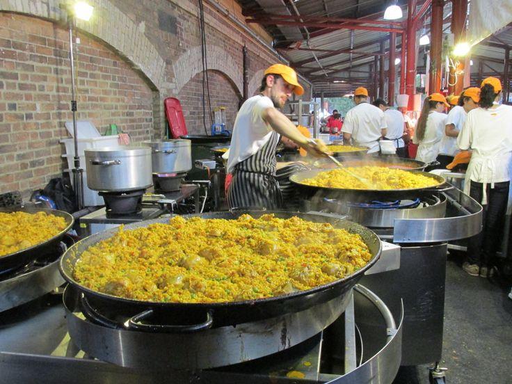 Melbourne Market Food