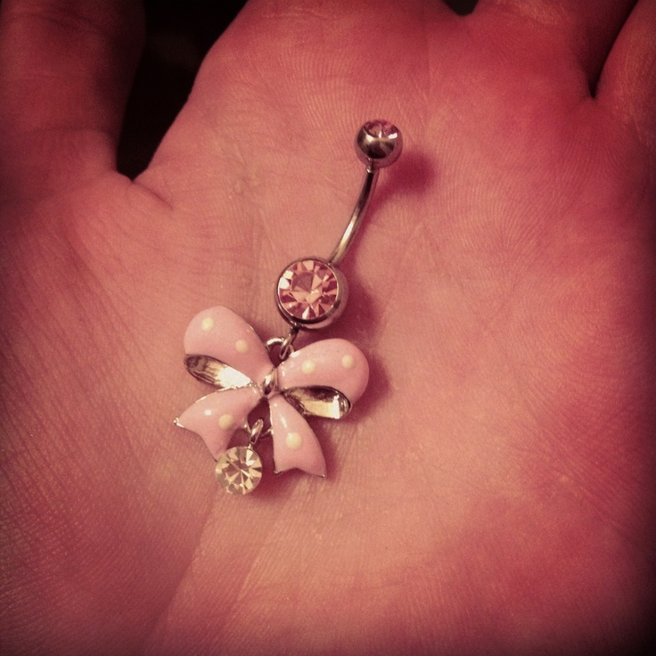 I don't usually like dangly ones but this one is cute
