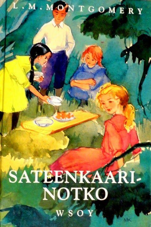 Cover by Maija Karma.