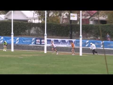 2013 AFL Youth Girls National Championships - Day 2  Vic Metro defeats NSW/ACT Vic Country defeats SA  #changethegame