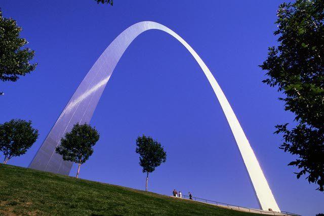 Visit the Gateway Arch in St. Louis, Missouri