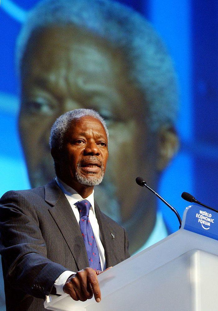Kofi Annan facts