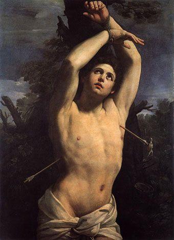 San Sebastian-Guido Reni