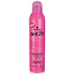 Schwarzkopf, Got2b Volumania, Volumizing Hairspray