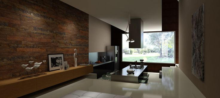 Artesia tiles, virtual image, rendered with DomuS3D and mental ray