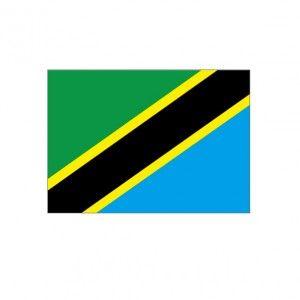 Drapeau de Tanzanie