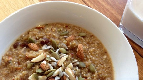 Looking for something warm, comforting, healthy and filling for breakfast? Why not try this fruity quinoa porridge as an alternative to oats. Quinoa is an awesome food to eat for breakfast as it's high protein, gluten free, low GI and packed full of nutrients that benefit the brain and body. As my son has a […]