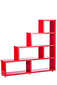 4 TIER MODULAR BOOKCASE