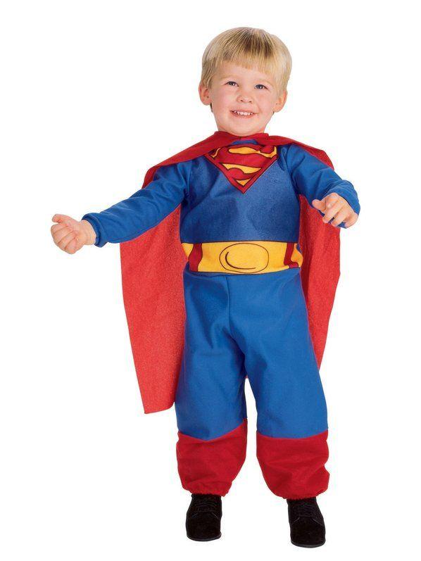 Infant/toddler Superman Costume