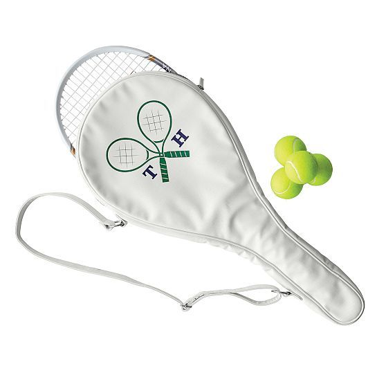 Colorfield Tennis Racket Holder | Mark and Graham
