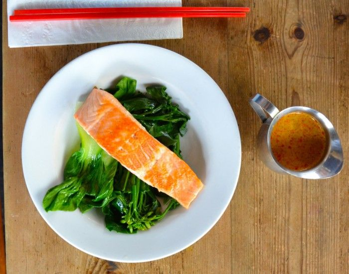 My Malaysian-inspired Salmon recipe as featured in an episode of The Travel Bug.