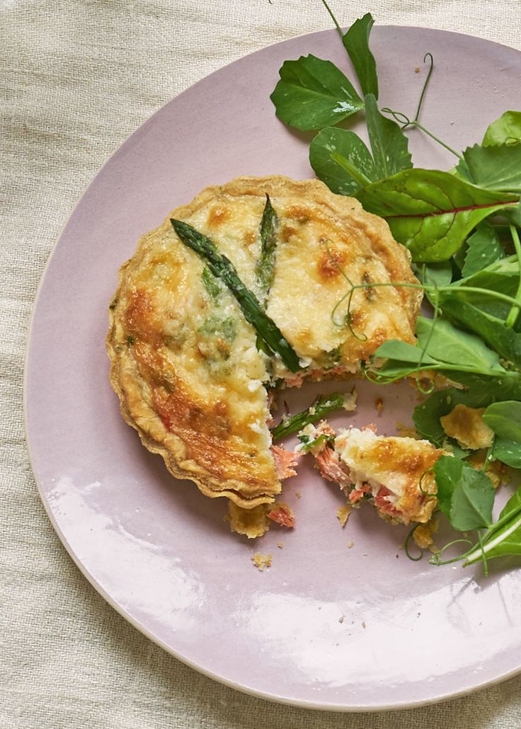 Try Candice's quiches from The Great British bake Off