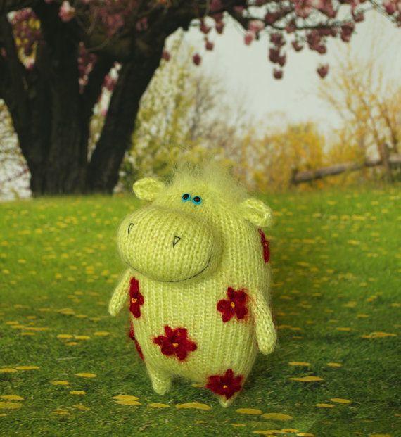 Hippopotamus stuffed toy Hippo soft toy Hand от MiracleStore