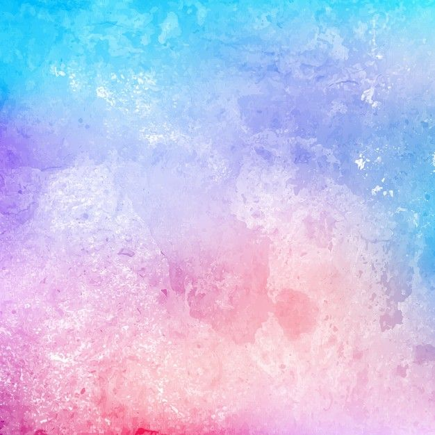 Artistic watercolor background Free Vector