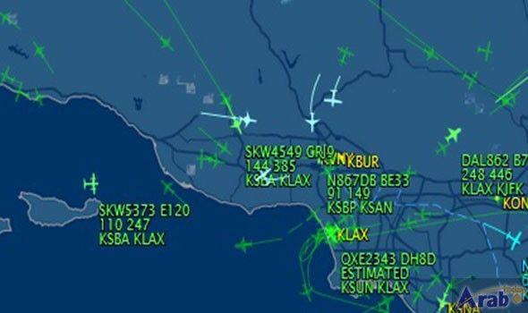 RJ enhances flight tracking by using ARINC Flight Data Display
