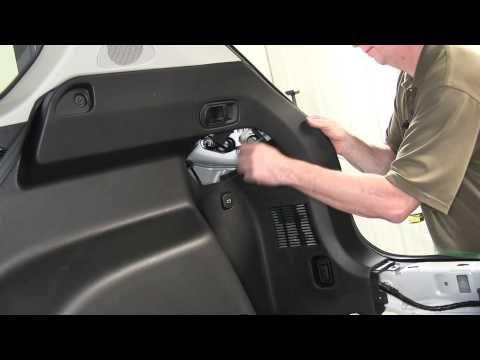 Trailer Hitch Installation CURT 13127 on a Mazda CX-5 - YouTube