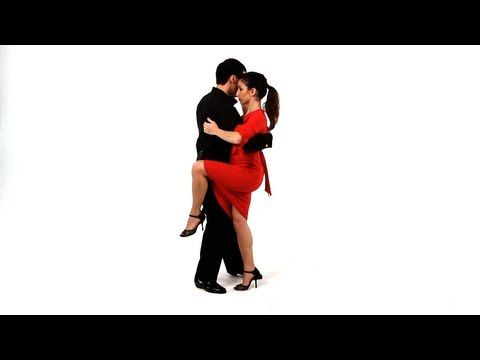 How to Do a Leg Wrap | Argentine Tango - YouTube Very clear-no background interference