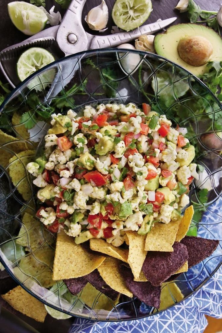 Try this vegan-friendly ceviche from 'Thug Kitchen Party Grub' (Rodale Books), a collection of party-ready vegan recipes from the team behind popular food blog Thug Kitchen.