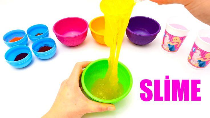 Vi proponiamo oggi una ricetta per gli Slime fatti in casa. State pur certi che anche durante la preparazione i vostri bambini si divertiranno tantissimo.