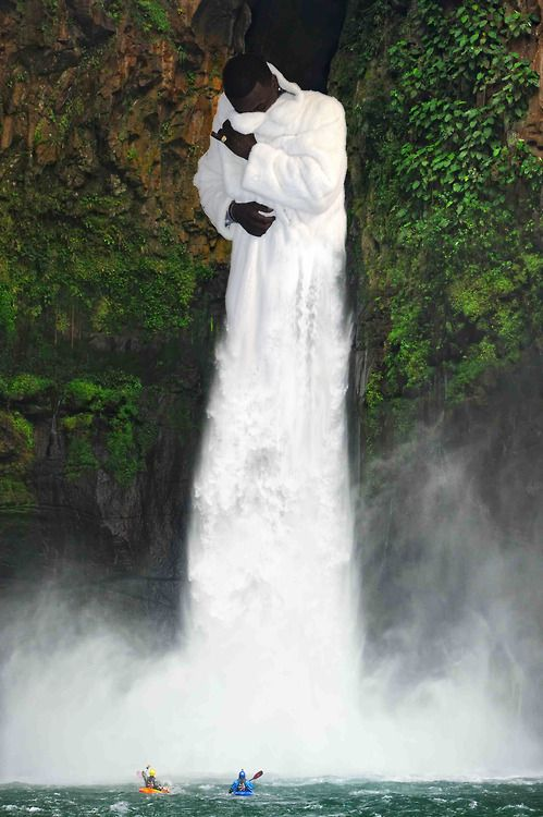 "Gucci Mane as ""The Waterfall"", 2013"
