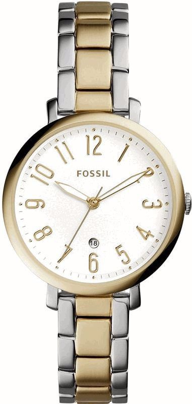 FOSSIL- Jacqueline Multi-Tone Stainless Steel Watch