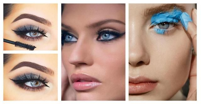 Brak Ci makijażowych inspiracji do stworzenia idealnego wizerunku dla Twoich niebieskich oczu? Poznaj najnowsze propozycje na idealny makijaż. MAKIJAŻ KOBIETA NIEBIESKIE OCZY