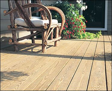 19 best yellawood kdat images on pinterest terrace for Cost of composite decking vs pressure treated