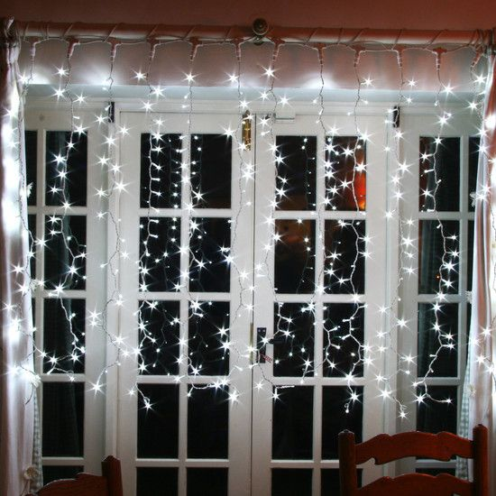 25 best ideas about Window Christmas Lights on Pinterest