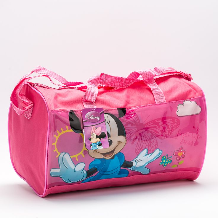 #Bolsa deporte de #Minnie Mouse