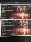 #Ticket  2 Tickets FRONT OF STAGE Helene Fischer in Oberhausen am 24.02.2018 #chf