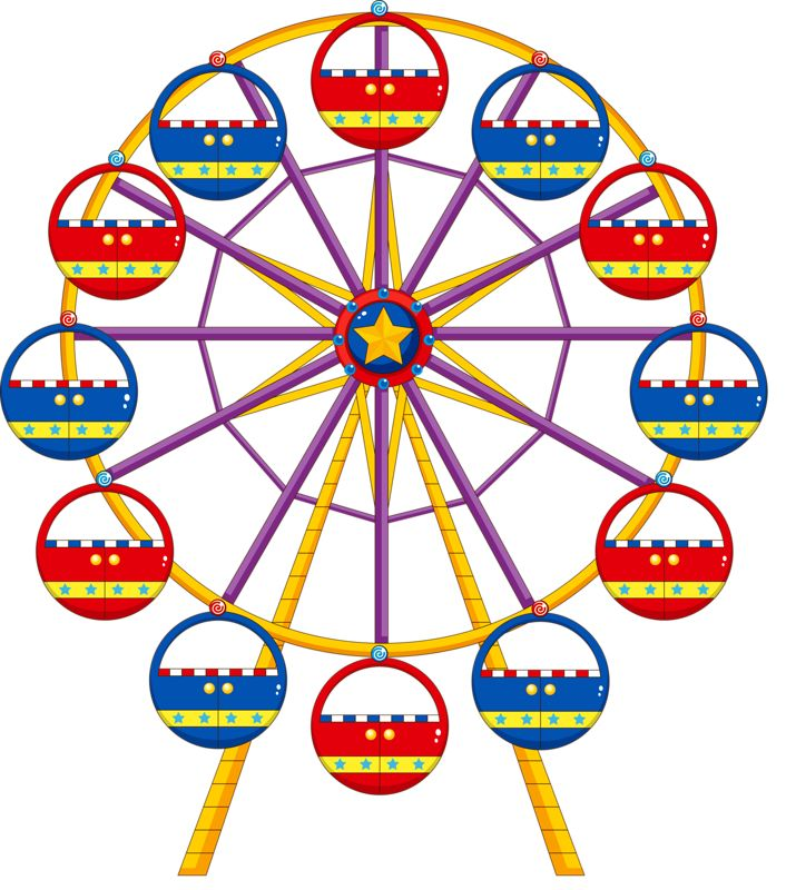 53 Best Images About CAROUSEL And FAIR And SIRCUS On