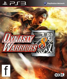 Dynasty Warriors 8   PS3 Games ISO Download