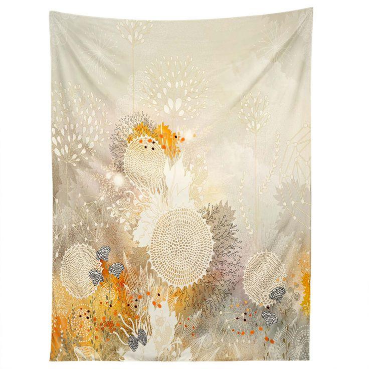 Iveta abolina white velvet tapestry maison produits et for Accessoires pour la maison