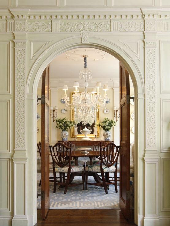 412 Best Beautiful Interiors Dining Rooms Images On