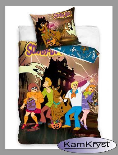 Pościel Scooby Doo w rozmiarze 160x200 cm - nowa kolekcja pościeli firmy Carbotex w naszym sklepie - zapraszamy.