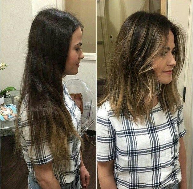 60 shoulder length hair cuts with layers 2019 00018 ~ Litledress