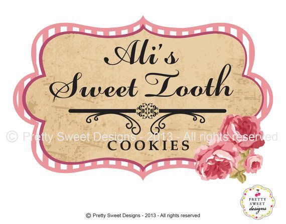 138 best bakery logos -pretty sweet designs images on
