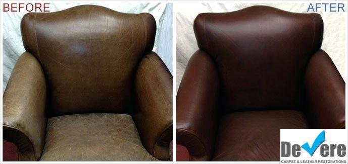Leather Re Colour Repair De Vere Carpet And Leather Carpet