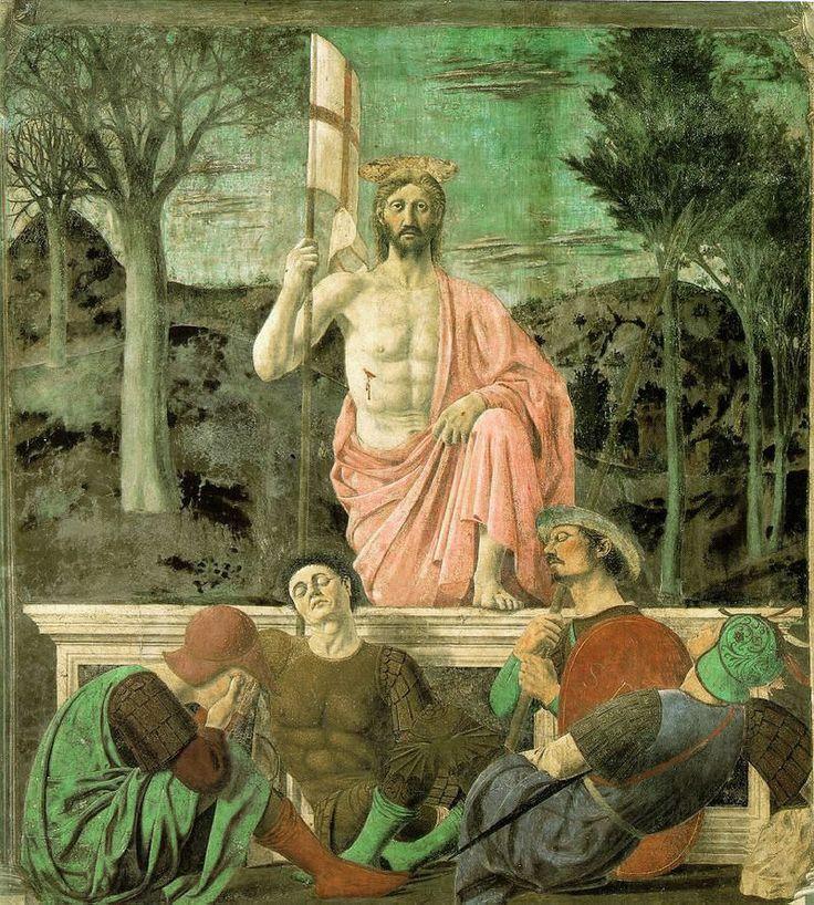 Resurrection - Piero della Francesca - Wikipedia
